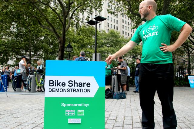 Bike share Demo