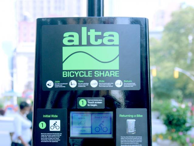 Alta Bicycle Share