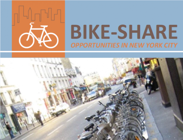 Bike Share Opportunities in New York