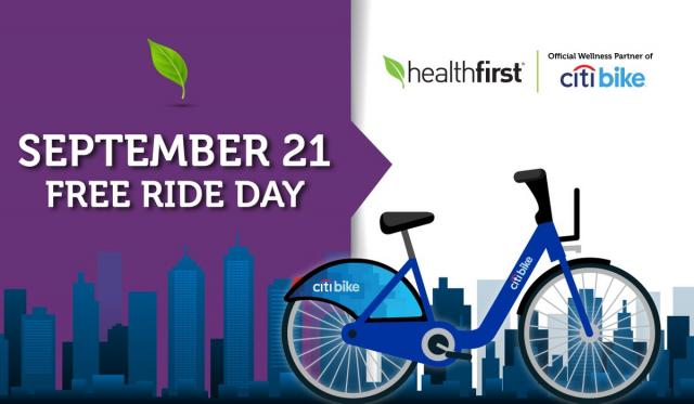 "A graphic showing ""September 21st, Free Ride Day"""